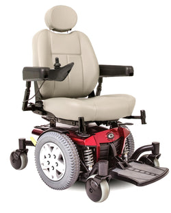 Power Wheelchair Pride Jazzy 623 Mid Wheel Drive (Swl 136Kg) [J623] - Think Mobility