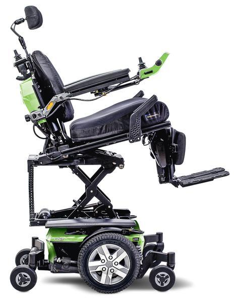 Pride Quantum Q6 Edge 2.0 Power Chair With Ilevel & Tilt Swl 136Kg (Q6Edge2.0) - Think Mobility
