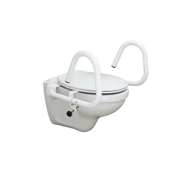Toilet Throne Accessories Aid 3 In 1 Powder Coated [R31Pc] - Think Mobility