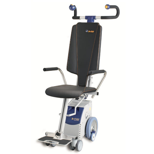 S-Max Sella Swl 160Kg Stair Climbing Device With Integrated Seat [300693] - Think Mobility