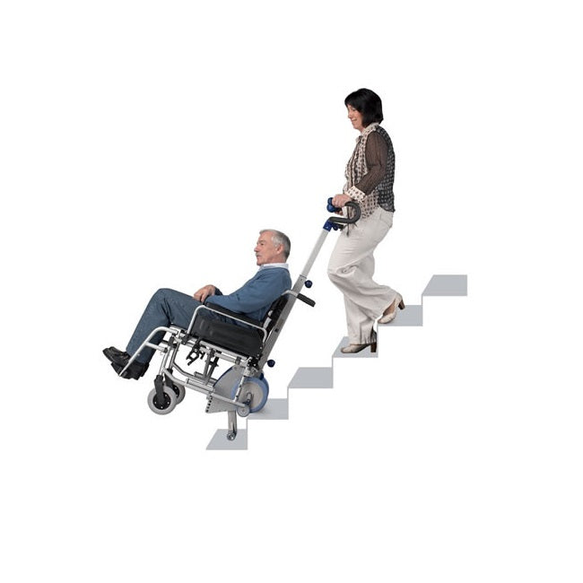 S-Max Swl 135Kg Stair Climbing Device For Wheelchairs [300680] - Think Mobility