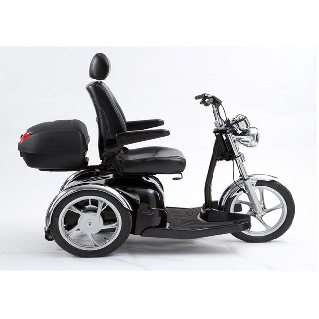 Scooter Sportrider 3 Xl3 Black [Sr-Xl3] - Think Mobility