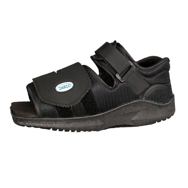 SHOE POST OPERATIVE DARCO MEDSURG LADIES SMALL (GST) [DAR-MQW1B] - Think Mobility