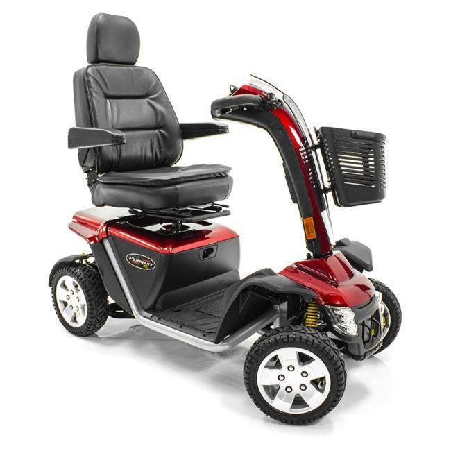 Scooter Pathrider 140Xl Red Batteries Included [Pr140Xl-4R] - Think Mobility