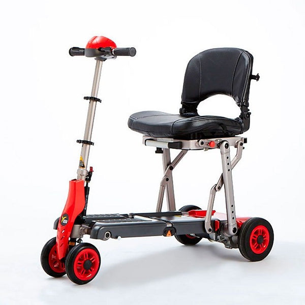 Yoga Compact Portable Scooter - Ferrari Red [S542-Fr]