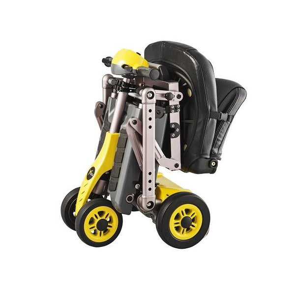 Scooter Yoga Portable Folding Yellow [542-Yl] - Think Mobility
