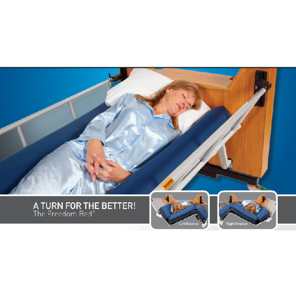 The Freedom Bed Extended Length 2185Mm Length [Par3-A3Fx] - Think Mobility