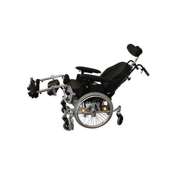The Weely Manual Tilt & Recline Contour - 44Cm (Adj 44-49Cm) [Wdk2012-44C] - Think Mobility
