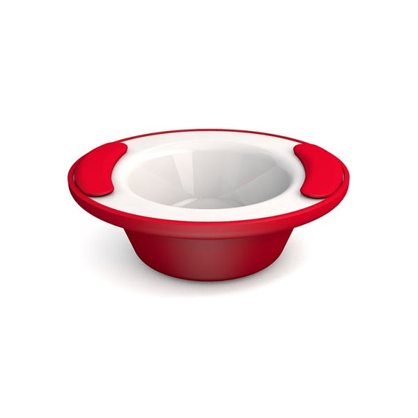 Thermo Bowl Red Ornamin [10858] - Think Mobility