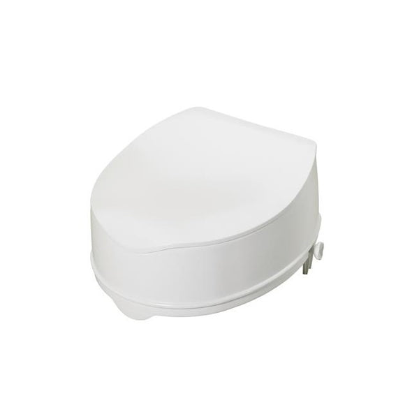 Toilet Seat Raiser Savanah with lid 150Mm (6) [Pat-Aa2116L] - Think Mobility