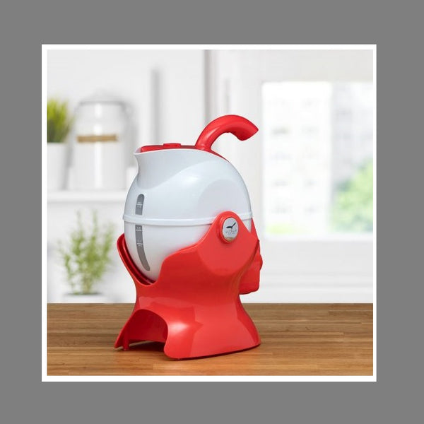 Uccello Kettle Tipper (Red/white) [Ptkd01Rw] - Think Mobility