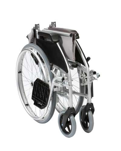 "Wheelchair Drive U/lightweight Self Propelled 17"" [Lawc007Aau] - Think Mobility"