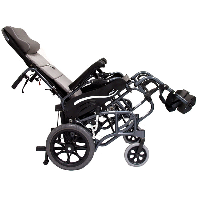 Wheelchair Karma Vip515 Tilt In Space Self Propelled 18X17 [Wckm-Vip515T-18] - Think Mobility