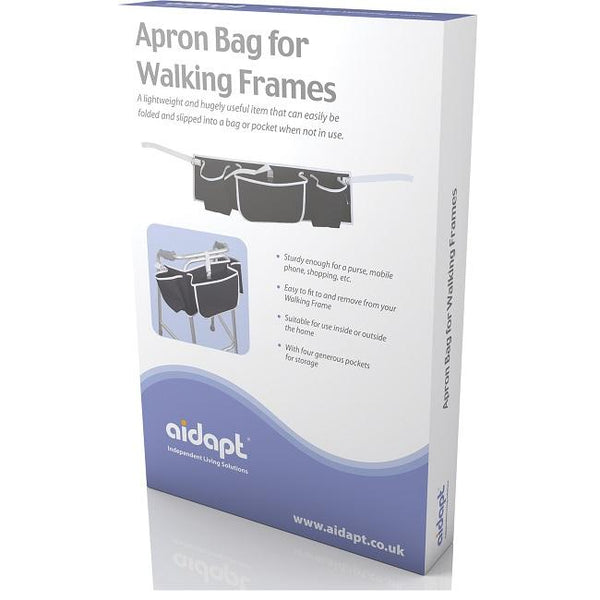 Bag Apron For Walking Frame Aidapt [Vp179T]