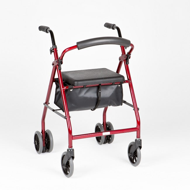 "Walker Peak Care Ellipse Push Down Brakes 6"" [8149] - Think Mobility"