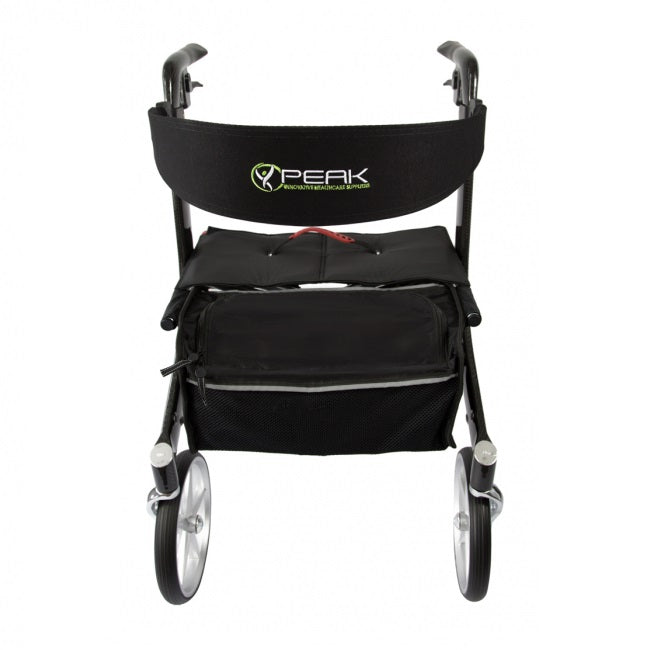 Walker Peak Care Ellipse Superlite Carbon Fibre Blk/lge [Al-208S-41B/l] -Think Mobility