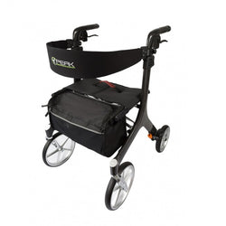 Walker Peak Care Ellipse Superlite Carbon Fibre Blk/sml [Al-208S-41B/s] - Think Mobility