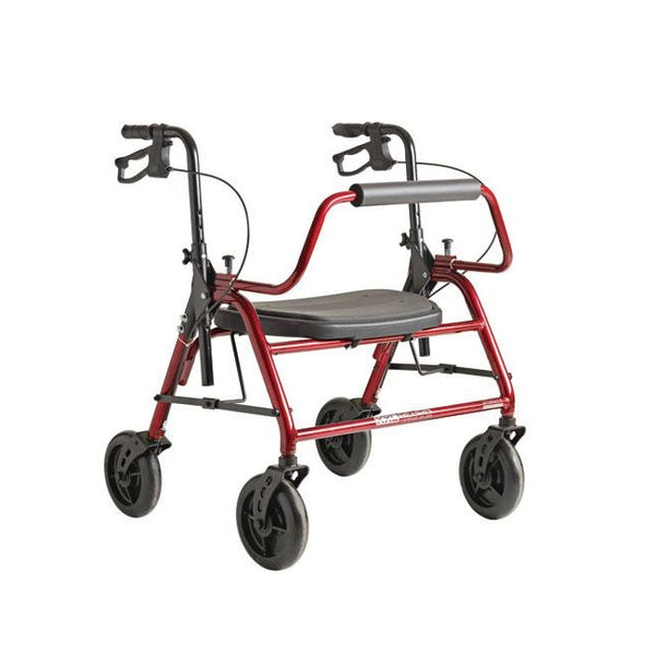Walker/ Rollator King Xxl Rehab [0172-050-000] - Think Mobility