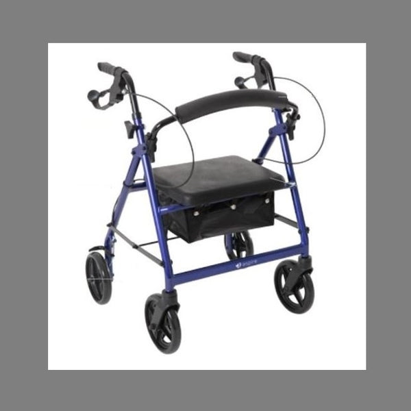 Walker Aspire Deluxe Blue [Waf705750Bl] - Think Mobility
