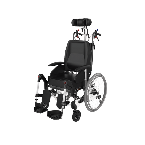 Wheelchair Tilt In Space Aspire Rehab Rx Junior 32-37 Wide [Mws449630] - Think Mobility