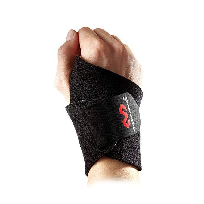 Wrist Wrap Mcdavid Thermal Universal Black [A451] - Think Mobility