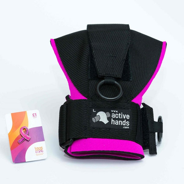 Active Hands General Purpose Small Pink Left [Ah1Sm/l(P)] - Think Mobility