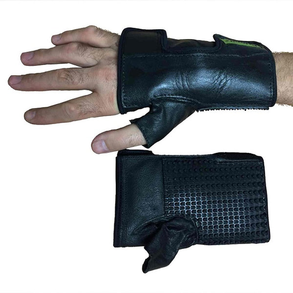 Active Hands Push Gloves/ Quad Cuffs Small [Grpzm] - Think Mobility