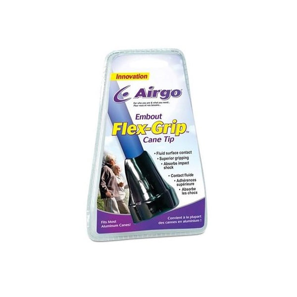 Airgo Flex-Grip Cane Tip [735-001] - Think Mobility