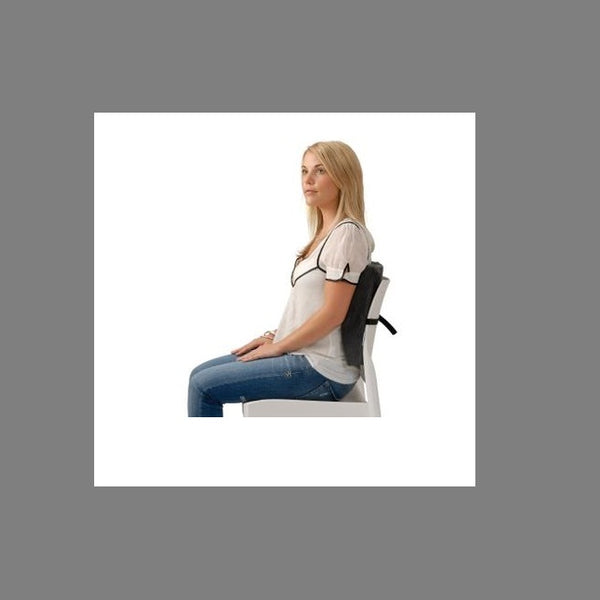 Back Form Chair Cushion - Lumbar & Lower Back Support Seat Cushion [A110112001] - Think Mobility
