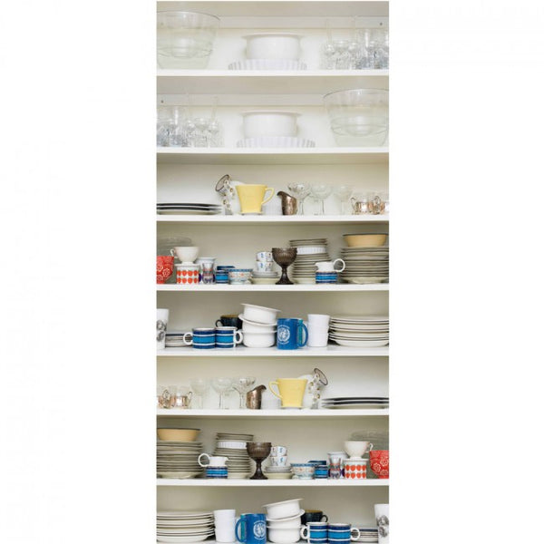 Betterliving Door Mural Crockery Shelf [Bl0040C]