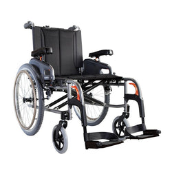 Wheelchair Karma Flexx Heavy Duty 22X18 [Km8022-2218] - Think Mobility