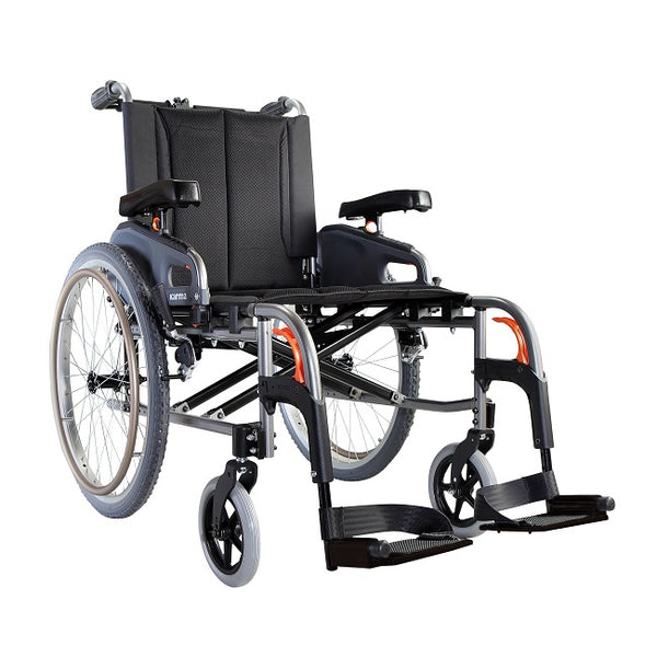 Wheelchair Karma Flexx Heavy Duty 22X18 [Km8022-2218]