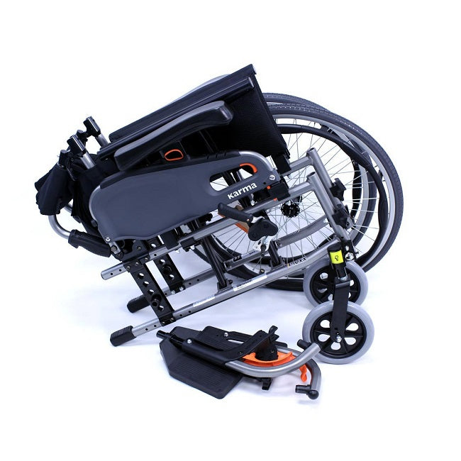 Wheelchair Karma Flexx Self Propelled 16X16 [Wckm8022-16] - Think Mobility