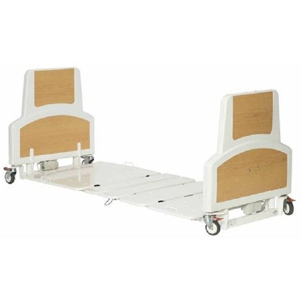Bed Human Care Floorline Ltc [90608] - Think Mobility
