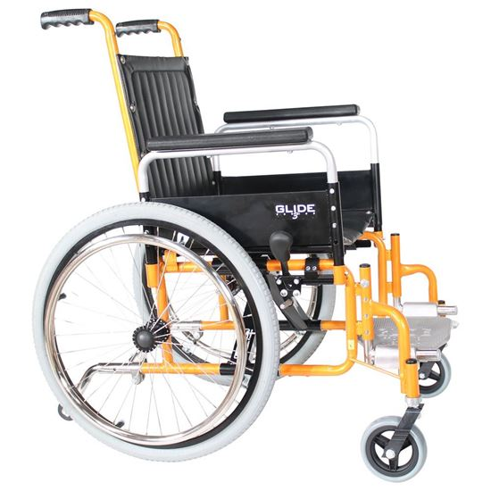 Wheelchair Bambino Vertical F/rest 37Cm [Ba37] - Think Mobility
