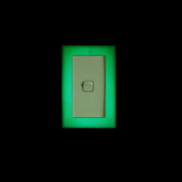 Glow In The Dark Light Switch [Mln1] - Think Mobility