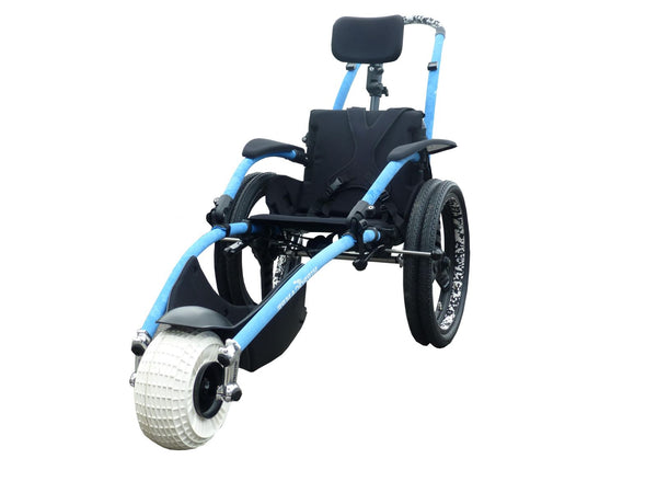 Hippocampe Blue Medium [Vip.pf000111] - Think Mobility