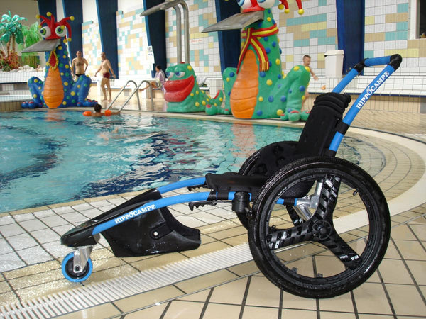 Hippocampe Swimming Pool Chair [Vip.pf000200] - Think Mobility