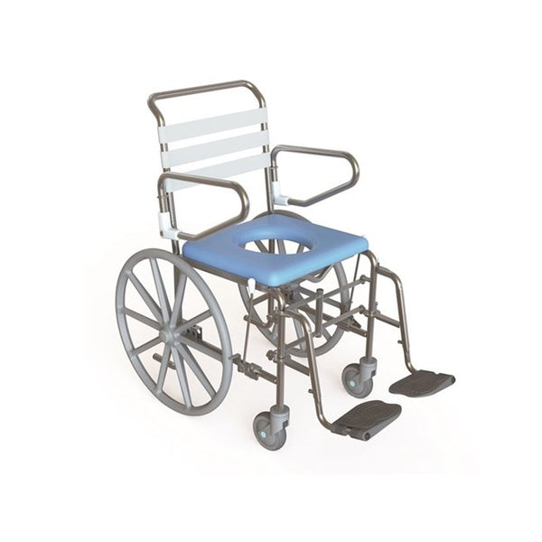 Hire Shower Commode Self Propelled - Brisbane, Caboolture, Townsville, Mackay, Toowoomba - Think Mobility