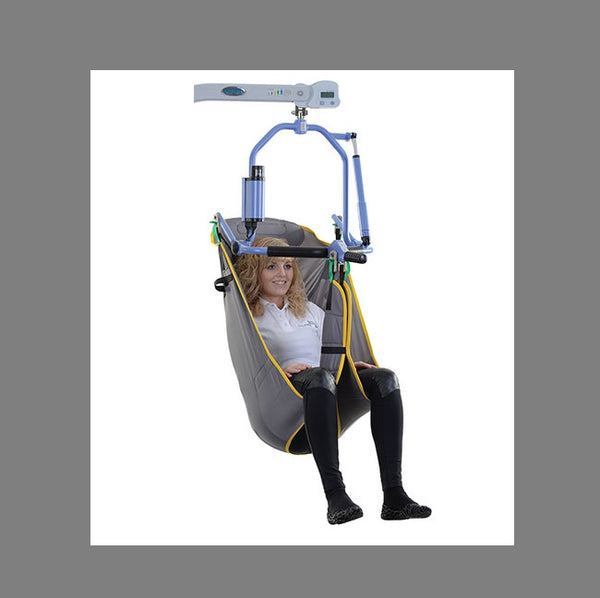 Hire Hoist With Pivot Frame - Think Mobility