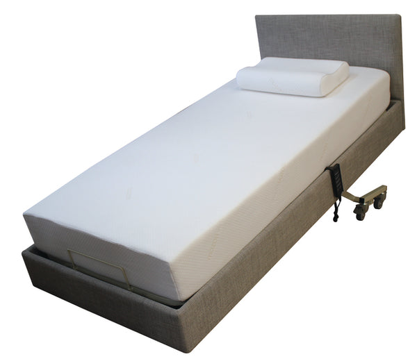 Mattress Visco Ic15 Firm Long Double [Ic15Ld] - Think Mobility