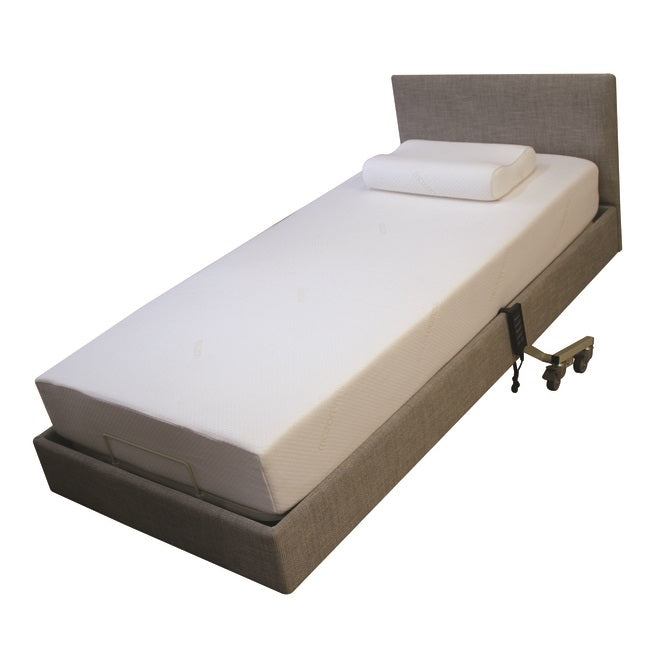 I-Care Headboard - Queen - Stone [Hb333Q-S] - Think Mobility