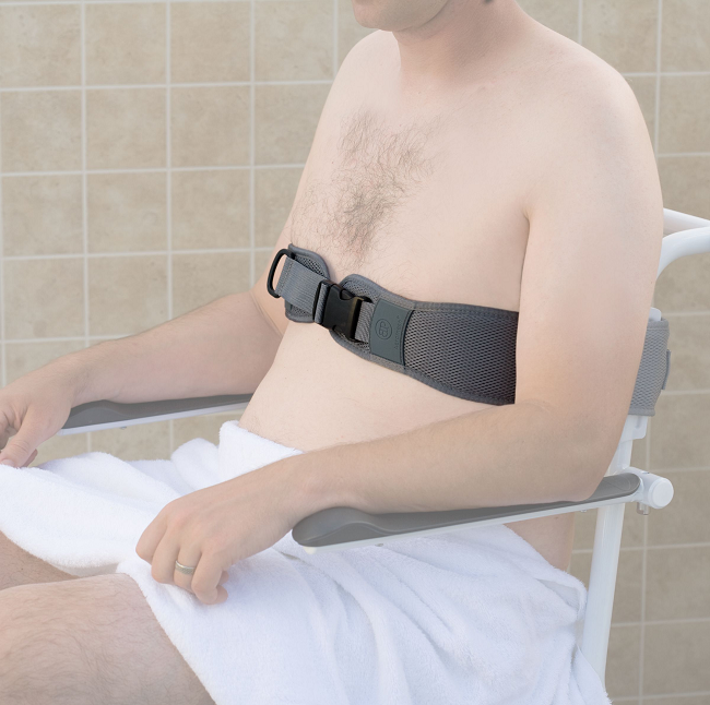 Shower Belt Two Pieces With Grommets Medium [Bp-Bb101M-1] - Think Mobility