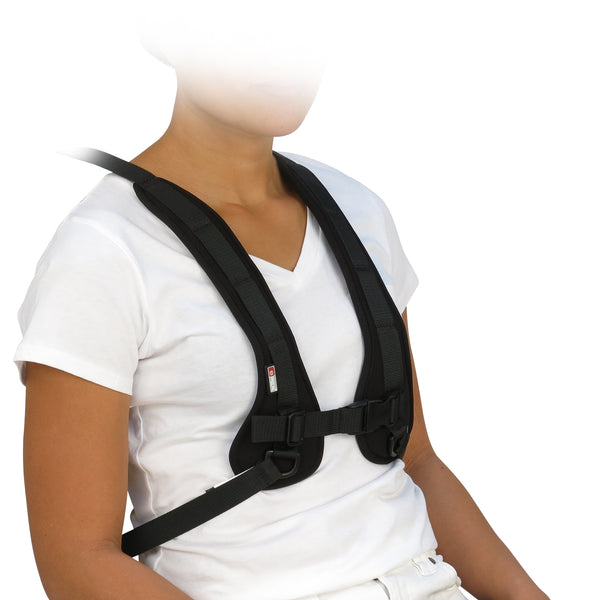 Spex Padded Shoulder H-Harness Large [1409-6643-017] - Think Mobility