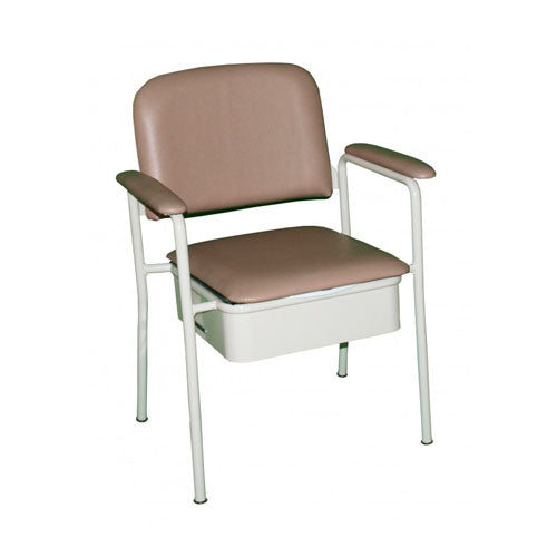 Bedside Commode Maxi Deluxe 65Cm Kcare [Ka500Zd65V03] - Think Mobility