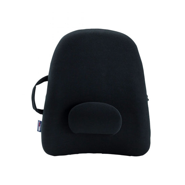 Obusforme Lowback Backrest Support Black [064845121153] - Think Mobility