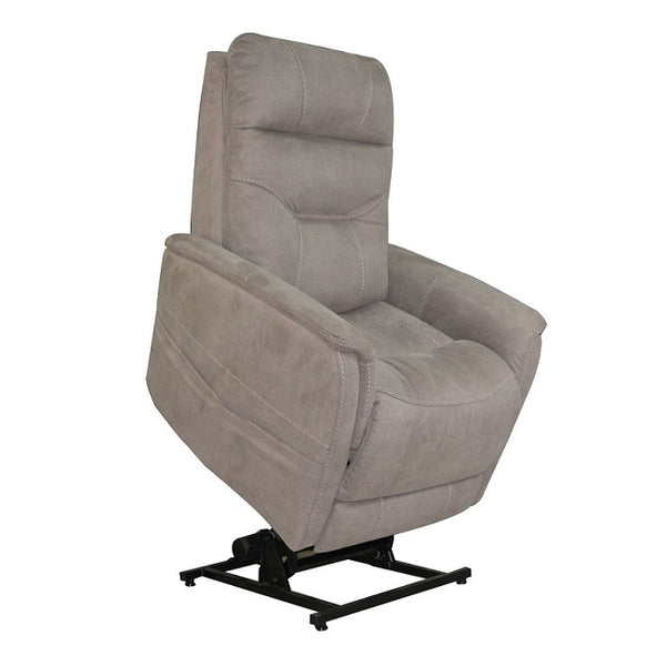 Ludlow Dual Motor Lift Chair - Stonewash- Dove [Lud-Dov] - Think Mobility