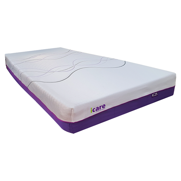 Mattress Icare Visco Ic25 Soft Queen [Icxlq] - Think Mobility