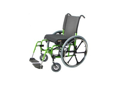 G2 Leisure Wheelchair With Quick Release Rear Wheels [G2-L-31Qr] - Think Mobility