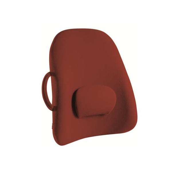 Obusforme Lowback Backrest Support Burgundy [Lbbu] - Think Mobility